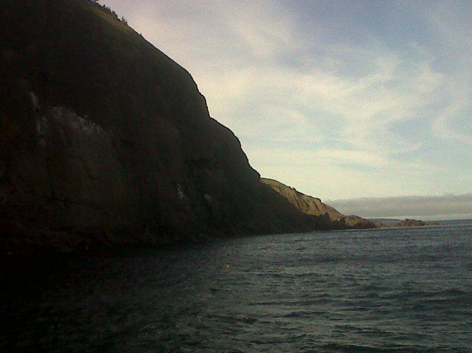 My Fishing Adventure On The East Coast.