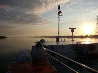 part 1 of:  Cruising the St Lawrence